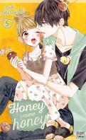Honey come honey, Tome 5