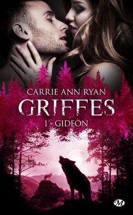 Couverture du livre : Griffes, Tome 1 : Gideon