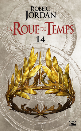 Couverture du livre : La Roue du Temps, Tome 14/22 : Les Lances de Feu