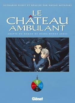 Couverture du livre : Le Château ambulant, Tome 4