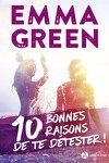 couverture 10 bonnes raisons de te détester !