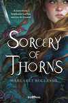 couverture Sorcery of Thorns