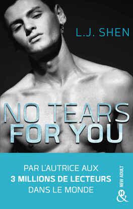 Couverture du livre : No tears for you