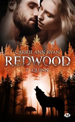 Couverture du livre : Redwood, Tome 7 : Quinn