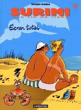 Couverture du livre : Surimi, tome 1 : Ecran total