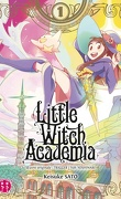 Little Witch Academia, Tome 1