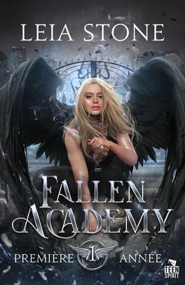 Couverture du livre : Fallen Academy, Tome 1 : Première année