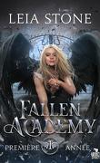 Fallen Academy, Tome 1 : Première année