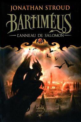 Couverture du livre : La trilogie de Bartiméus, tome 0,5 : L'anneau de Salomon