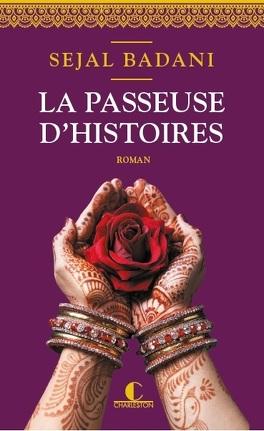 Couverture du livre : La passeuse d'histoires