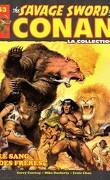 The savage sword of Conan, Tome 53: Le sang des frères
