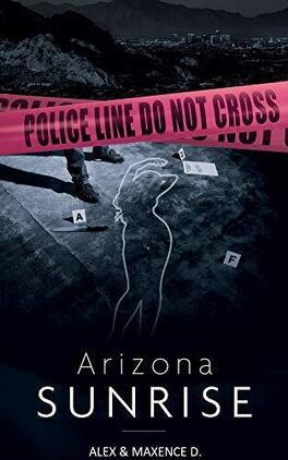Couverture du livre : Arizona sunrise