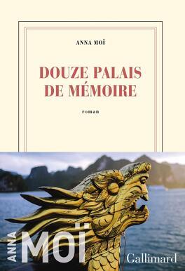 Couverture du livre : Douze palais de mémoire