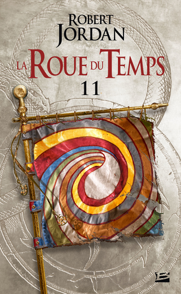 Couverture du livre : La Roue du Temps, Tome 11/22 : Le Seigneur du Chaos