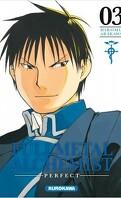 Fullmetal Alchemist Perfect, Tome 3