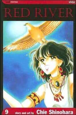 Couverture du livre : Sora wa akai kawa no hotori (Anatolia story) 9