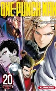 One-Punch Man, Tome 20