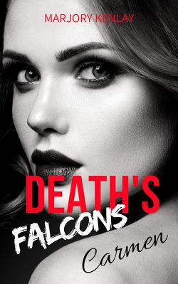 Couverture de Death's Falcons - Carmen