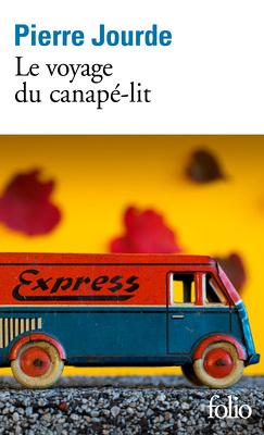 Couverture de Le Voyage du canapé-lit