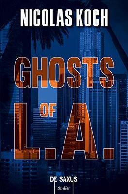 Couverture du livre : Ghosts of LA