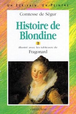 Couverture du livre : Histoire de Blondine