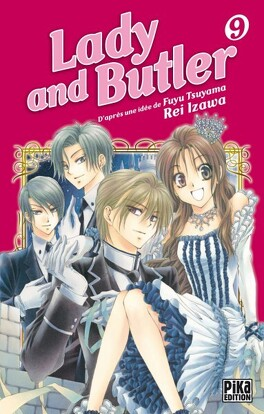 Couverture du livre : Lady and Butler, tome 9