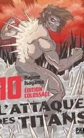 L'Attaque des Titans - Édition colossale, Tome 10