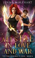 The Paranormal PI Files, Tome 6 : All's Fae in Love and War