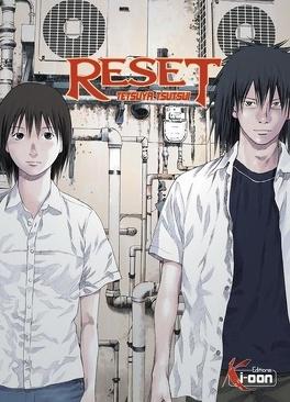 Couverture du livre : Reset