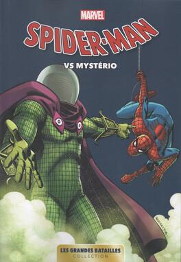 Couverture du livre : Marvel - Les Grandes Batailles, Tome 5 : Spider-Man VS Mystério