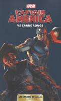 Marvel - Les Grandes Batailles, Tome 9 : Captain America VS Crâne Rouge