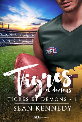 Couverture du livre : Tigres et Démons, Tome 1 : Tigres et Démons
