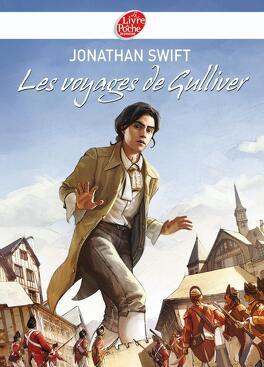 Couverture du livre : Les Voyages de Gulliver