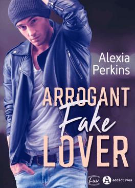 Couverture du livre : Arrogant Fake Lover