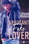 couverture Arrogant Fake Lover