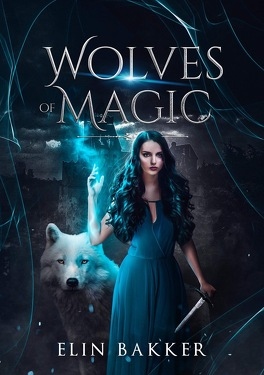 Couverture du livre : Wolves of magic