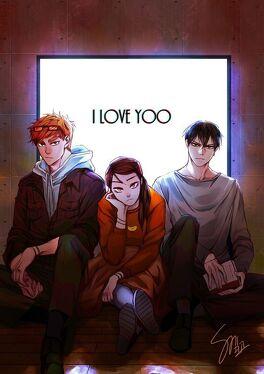 Couverture du livre : I Love Yoo