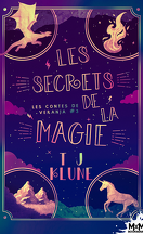 Les Contes de Verania, Tome 3 : Les Secrets de la magie