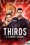 couverture THIRDS, Tome 5 : À contre-courant
