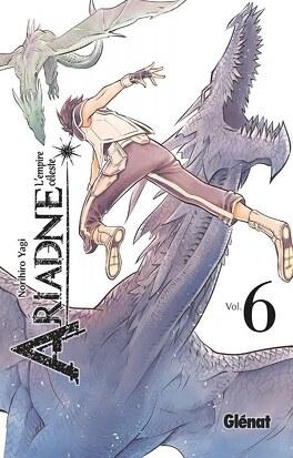 Couverture du livre : Ariadne, l'empire céleste, Tome 6