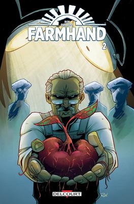 Couverture du livre : Farmhand, Tome 2