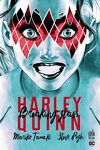 couverture Harley Quinn Breaking Glass