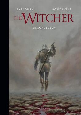 Couverture du livre : The Witcher : Le Sorcelleur