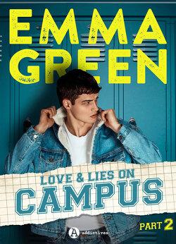 Couverture de Love & Lies On Campus, Part 2