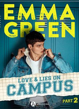 Couverture du livre : Love & Lies On Campus, Part 2