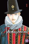 couverture Seven Shakespeares, Tome 1