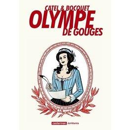 Couverture du livre : Olympe de Gouges