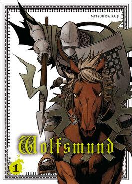 Couverture du livre : Wolfsmund, Tome 1