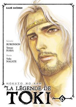 Couverture du livre : Hokuto no Ken - La légende de Toki, Tome 6