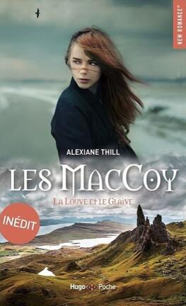 Couverture du livre : Les MacCoy, Tome 3 : La Louve et le Glaive